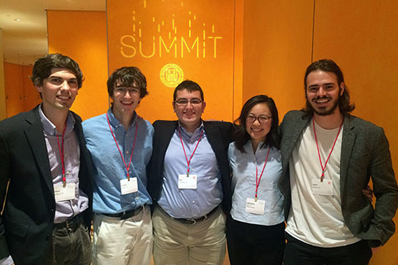 Kessler Fellows at SUMMIT