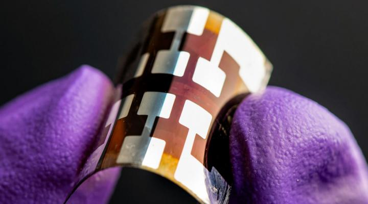 A solar cell made with perovskite show promise as an energy-efficient, scalable and longer-lasting way to create solar panels.