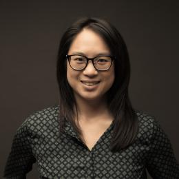 Cindie Wu '08, VP of Student and Young Alumni
