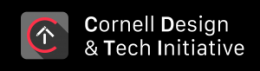 Cornell Design and Tech Initiative