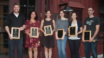 postdocs awardees holding awards