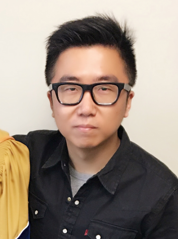 Cheng Zhang, assistant professor of Information Science at Cornell