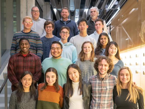 2020 Kessler Fellows