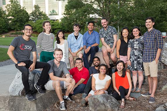 2016 Kessler Fellows