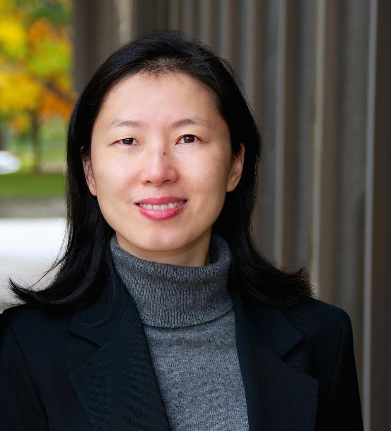 Jie Shan, Professor of Applied and Engineering physics at Cornell