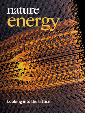 Nature Energy Cover Image